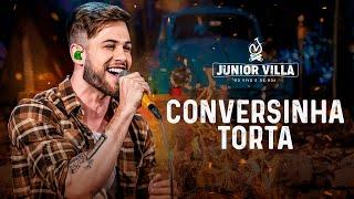Junior Villa - CONVERSINHA TORTA (DVD Ao Vivo e de Boa)