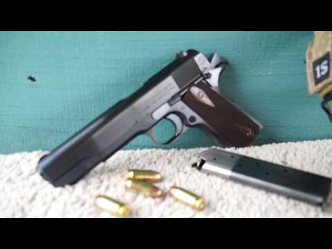 Will you jump through hoops for a CMP 1911?