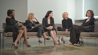 Maggie Gyllenhaal, Evan Rachel Wood, Yvonne Orji, Sarah Silverman and Nicole Richie On Women In TV