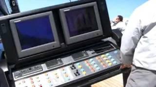 Wally 130 in Sardinia