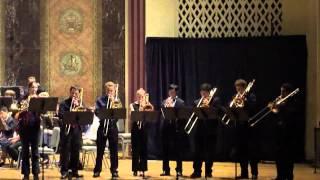 Man or Muppet - Deciduous Brass (Spring 2012) (Original Arrangement)