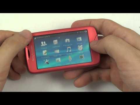 Sony Ericsson Txt Pro - galerie