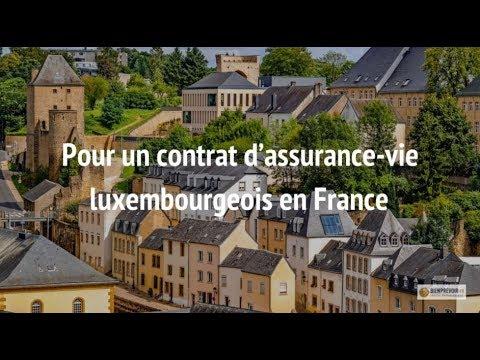 2 min pour comprendre pourquoi il faut un contrat d'assurance-vie Luxembourgeois à la française