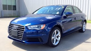 2015 Audi A3 Full Review /Start Up /Exhaust
