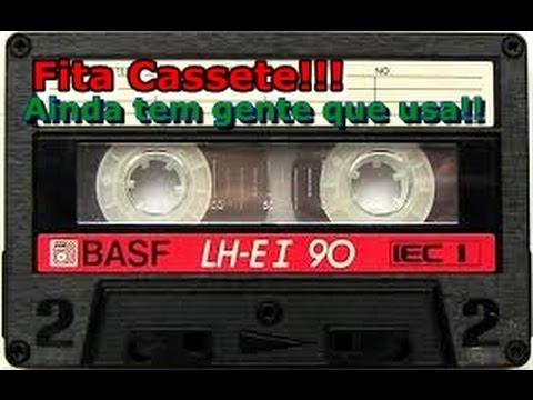 FITA CASSETE - Ainda Tem Gente Que Usa!!!! -   CURIOSIDADE - FVM