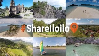 #ShareIloilo: Islas de Gigantes, Miag-ao church, Camiña Balay na Bato | #SharePH