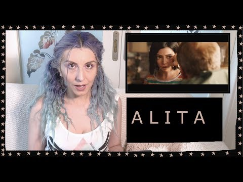 ALITA, Battle Angel - Official Trailer | REACTION