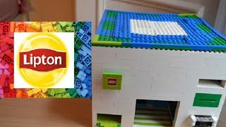 Lego Ev3 Tea Maker