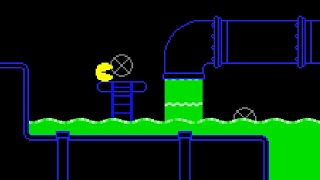 Level UP: Pac-Man and the Acid Chambers Maze