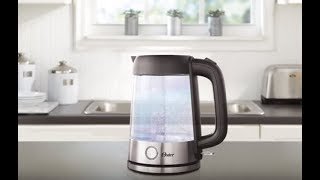 Oster® Illuminating Electric Kettle