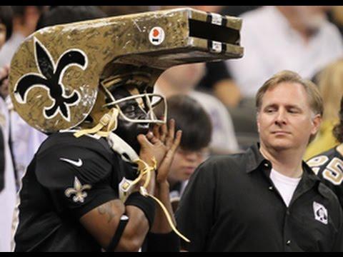 100dd5ea6 New Orleans Saints super fans series: Whistle Monsta - YouTube