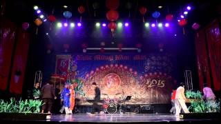 Tet 2015 Performance - Liên Khúc Trăng Về Thôn Dã & Rước Tình Về Với Quê Hương