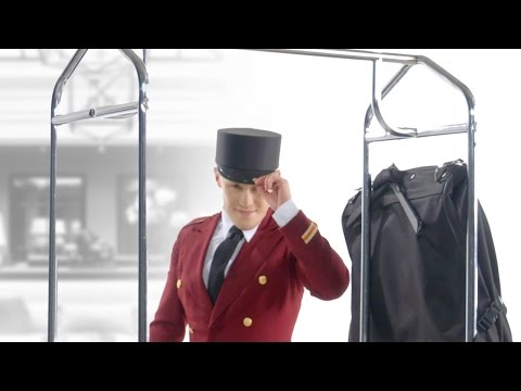 Bellman. Concierge. What's Next? At Marriott, You Choose.