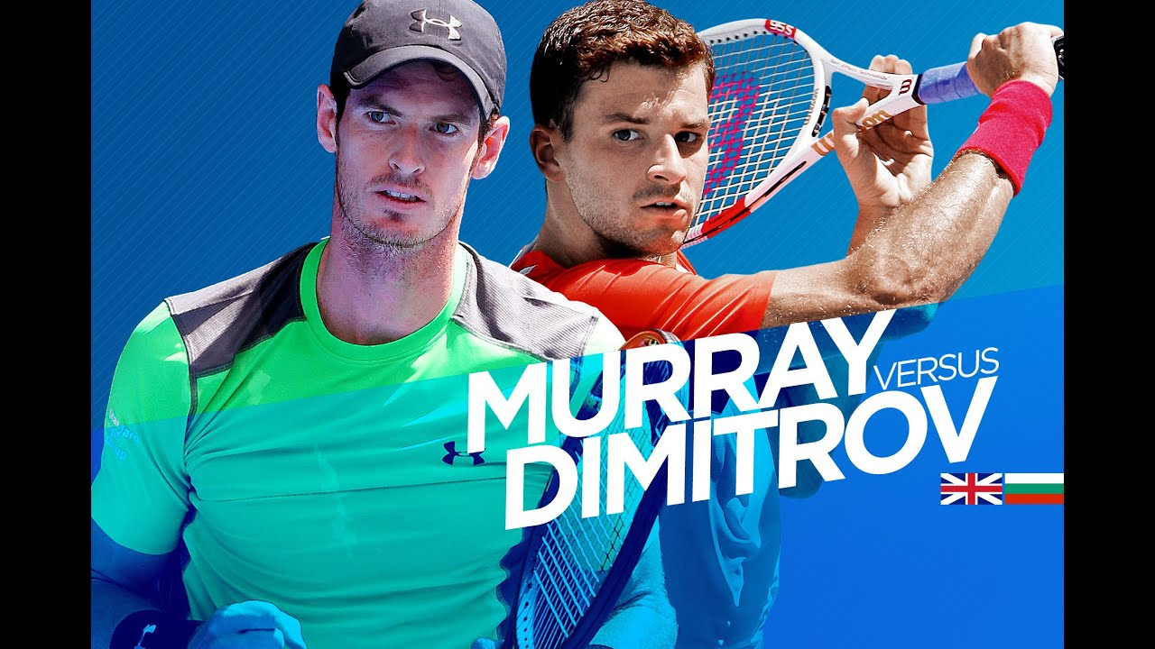 Image result for grigor dimitrov vs andy murray