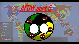 Alternate Future of the World in Countryballs: Part 5 (OLD)