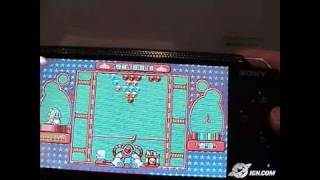 Bust-A-Move Deluxe Sony PSP Gameplay - TGS 2004: Gameplay