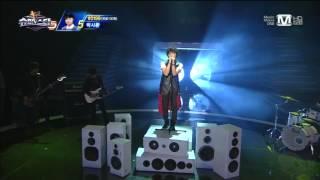 [슈퍼스타K5 10회 무대영상] 박시환 - Feeling (김사랑)