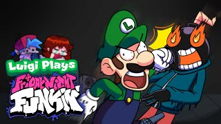 Luigi Plays: FRIDAY NIGHT FUNKINNN