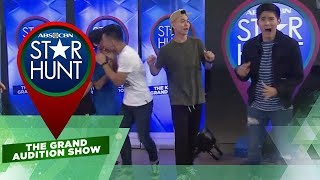 Star Hunt The Grand Audition Show: Robi surprises Star Dreamers Lance, Andrei, Luis & RJ | EP 20