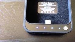 iPhone 5 4200 MaH Battery Case