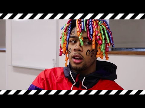 If Rappers were in Classrooms Pt. 1 (6Ix 9ine Chance, 21, Kanye, and more) | Hampton