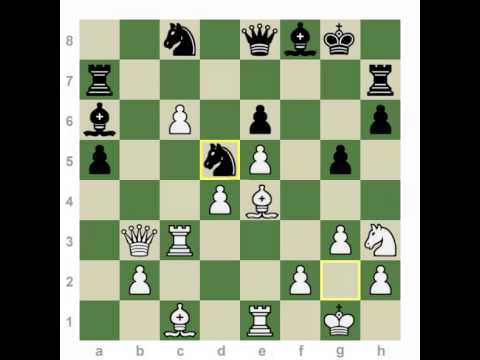 Positional Sacrifice   Part 2 School Me Twice, Shame on Me!   Chess Videos   Chesscom