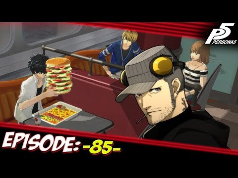 Persona 5 Playthrough Ep 85: Big Bang Burger Cosmic Challenge Conquered