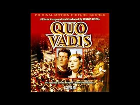Quo Vadis | Soundtrack Suite (Miklós Rózsa)