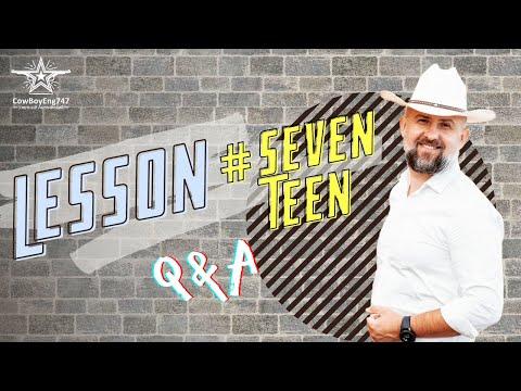 Урок Английского c Father Surge - Q&A
