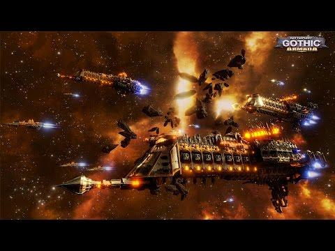 Battlefleet Gothic: Armada - Let's Play/Walkthrough Part 1: Chaos Invasion [Heroic][Iron Man]