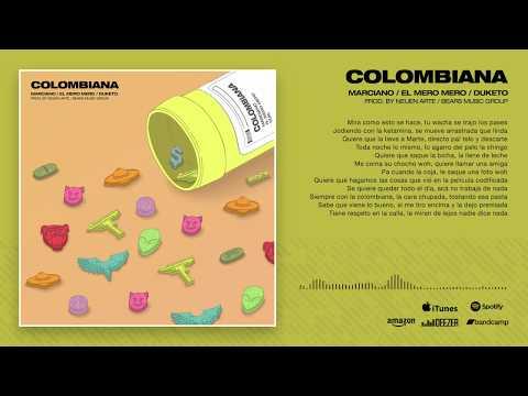 Marcianos Crew Homer Duki - COLOMBIANA prod by. (NEUEN & Bears)