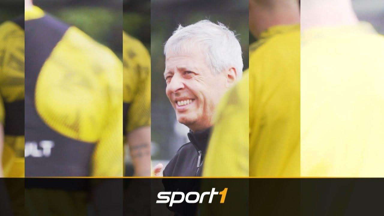 Diese Stars will BVB-Coach Favre loswerden   SPORT1