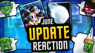 SUMMER UPDATE REACTION | Emotes, Ladder Fixes, TWO New Cards & More!