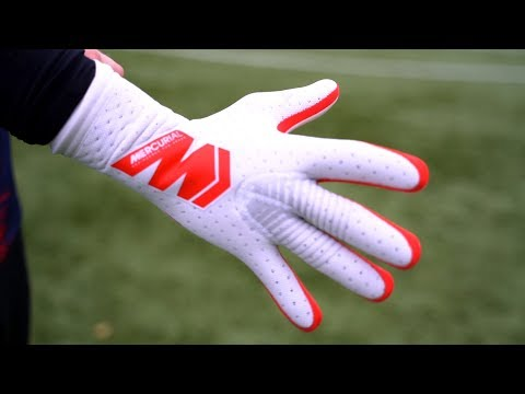 Nike Mercurial TOUCH ELITE - Goalkeeper Gloves Test