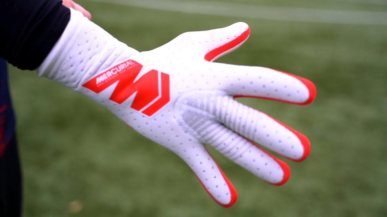 6a21c6dbb Nike Mercurial TOUCH ELITE - Goalkeeper Gloves Test - YouTube