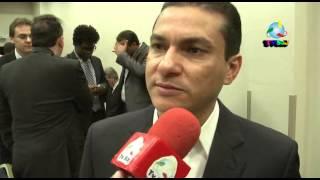 Marcos Pereira, Presidente Nacional PRB, sobre posse TIa Eron PRB BA, 22 01 15
