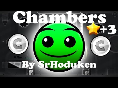 [Geometry Dash] Chambers by SirHadoken
