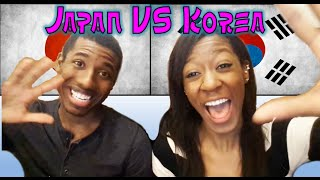 Q&A: Living in Japan VS Korea (intro) | 외국인의 일본 vs 한국 생활 (인트로)