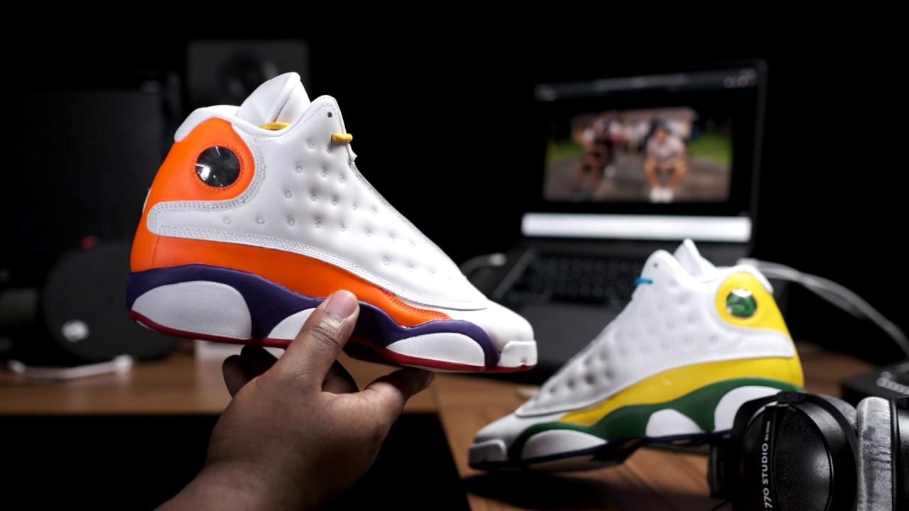 Championships Rings Chi First Look Air Jordan 13 Retro