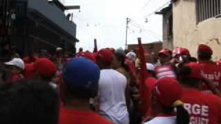 Recorrido por El Barrio Isaías Medina