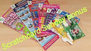 Sandwell mobiles Scratchcard Sunday bonus