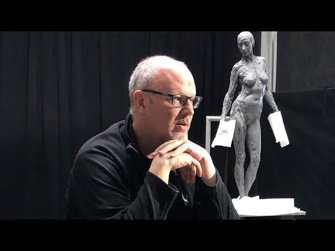 Robert Bodem Portrait Sculpting / Modeling Demo & Artist Q&A