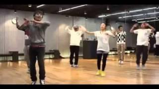 BIG BANG and Kim Yuna - The Shouts of the Reds Part 2