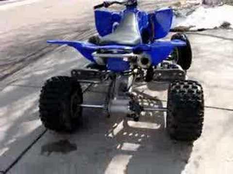Yfz450 Fmf Exhaust 13 1 Piston