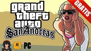 NOS REGALAN 💚 GTA: San Andreas Para PC En Español | Rockstar Games