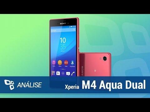 Sony Xperia M4 Aqua Dual [Análise] - TecMundo