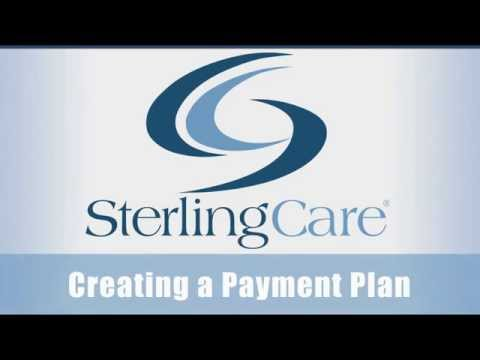 Patient Payment Plans with SterlingCare