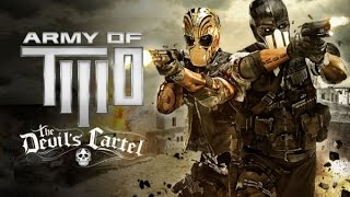 Army of Two: The Devil's Cartel all cutscenes HD GAME