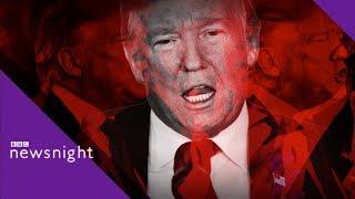 President Trump, the US shutdown and the Mueller probe - BBC Newsnight