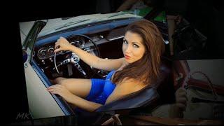 ДЕВУШКА ЗА РУЛЕМ - Girl Behind the Wheel